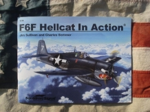 SQS1216  F6F Hellcat In Action