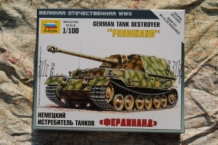 ZVE6195 FERDINAND TANK German Tank Destroyer