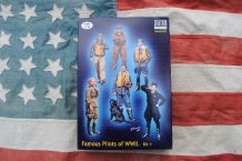 Master Box LTD MB3201  Famous Pilots of WWII kit 1