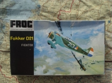 F156   Fokker D.21 Fighter