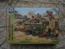 Waterloo 1815 AP004  Folgore Division Light Artillery 1942