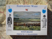A CALL to ARMS 3219  FRENCH CUIRASSIERS Franse cavalrie Waterloo