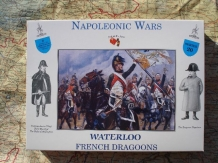 A CALL to ARMS 3220  FRENCH DRAGOONS Franse cavalrie Waterloo