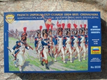 Zvezda 8030  FRENCH IMPERIAL OLD GUARD GRENADIERS