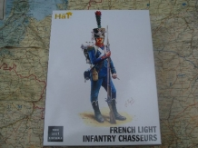 HäT.9304  Napoleonic French Light Infantry Chasseurs