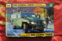 "ZVE3668 GAZ-233014 ""TIGER"" RUSSIAN ARMORED VEHICLE"