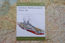 OPNV.124  GERMAN BATTLECRUISERS 1914- 1918