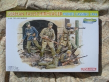 DML6005  German Fallschirmjäger Monte Cassino 1944