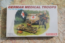 DML6074  GERMAN MEDICAL TROOPS