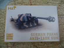 HäT.8150  German PAK 40 Anti-Tank Gun
