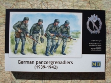 MB.3513  German Panzergrenadiers 1939-1942