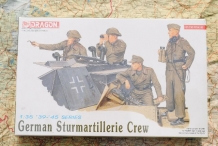 DML6029  German Sturmartillerie Crew