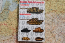 DML3819 German Tank Antennae Set