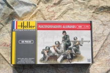 Heller 49606  GERMAN INFANTRY Wehrmacht 1940 - 1945