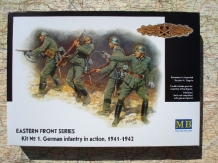 MB.3522  German Infantry in action 1941-1942