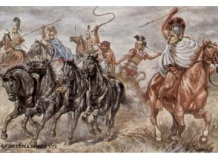 Waterloo 1815 AP001  Greek Cavalry