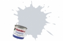 Humbrol 0011 Metallic Silver  14ml