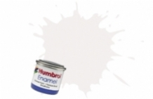 Humbrol 0034 Matt White  14ml