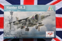 "Italeri 1401 Harrier Gr.3 ""Falklands 1982"""