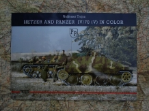 TC.978-83-60041-32-1   HETZER & PANZER IV/70 (V) IN COLOR