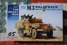 Dragon 3579 IDF M3 Halftrack NORD SS-II ANTI-TANK MISSILE CARRIER
