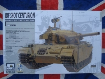 "AF35159  IDF SHOT CENTURION Mark 5 & 5/1 ""1967 early type"""