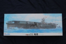 FUJ600086 Imperial Japanese Navy Aircraft Carrier HIRYU 1941