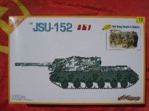 CH9112  JSU-152 + Red Army Scouts & Snipers