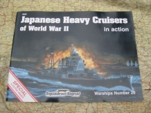 SQS4026  Japanese Heavy Cruisers of World War II