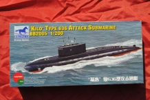 BB2005  KILO Type 636 Attack Submarine