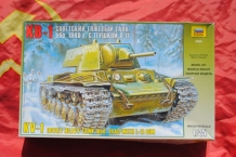 KV-1 Soviet Heavy Tank model 1940 with L-11 Gun