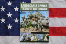 EURO-0004 LANDSCAPES of WAR: THE GREATEST GUIDE - DIORAMAS VOL. 1