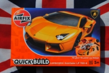 Airfix  J6007 QUICK BUILD Lamborghini Aventador LP 700-4