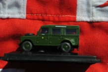 76LAN2007 Land Rover Series I LWB Station Wagon 44th Home Counties Infantry Divivion