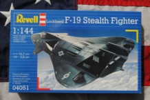 Revell 04051 Lockheed F-19 Stealth Fighter