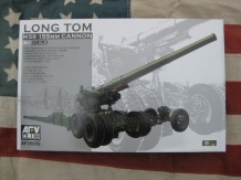 AF35009 LONG TOM M59 155mm Cannon