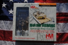 Hobby Master HT0104 M1A1HA ABRAMS - Operation IRAQI Freedom