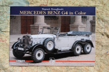 TC.978-83-60041-2  MERCEDES BENZ G4 in Color