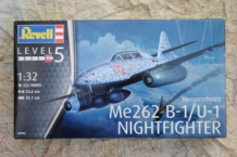 REV04995 Messerschmitt Me262 B-1/U-1 NIGHTFIGHTER