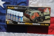 IT442AP Modern Militairy Vehicles U.S.Army / NATO