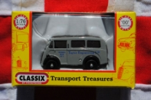 Classix EM76650 Morris J Estate - Works Bus Taylor Engineering Ltd.