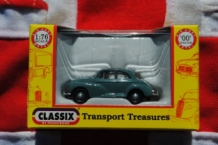 Classix EM76818 Morris Minor 2 door Saloon - Blue/Green