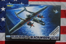 L4802 Northrop P-61B BLACK WIDOW