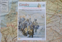 OPNV.042  French Cavalry in the Peninsula 1808-1814 Officer, Fr