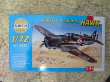 SMR.841  Curtiss P-36/H.75 HAWK