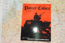SQS6251  Panzer Colors I Camouflage of the Panzer Forces 1939-1