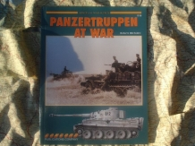 CO.7018  Panzertruppen at WAR Wehrmacht & SS Divisie