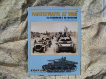 "CO.7013  Panzerwaffe at War deel 1 ""Nuremberg to Moscow""."