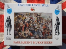A CALL to ARMS 3205  PARLIAMENT MUSKETEERS Engelse burgeroorlog