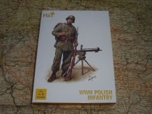 HäT.8115 WWII POLISH INFANTRY